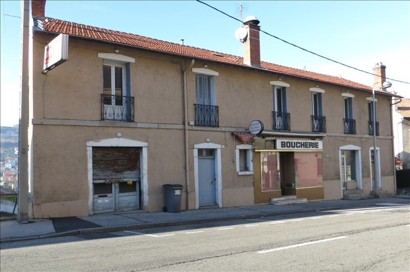 Sale building Le puy en velay 141 000€ - Picture 1
