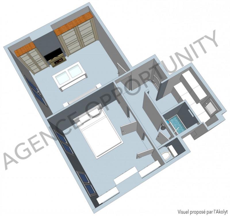 Produit d'investissement appartement Paris 11ème 395000€ - Photo 4