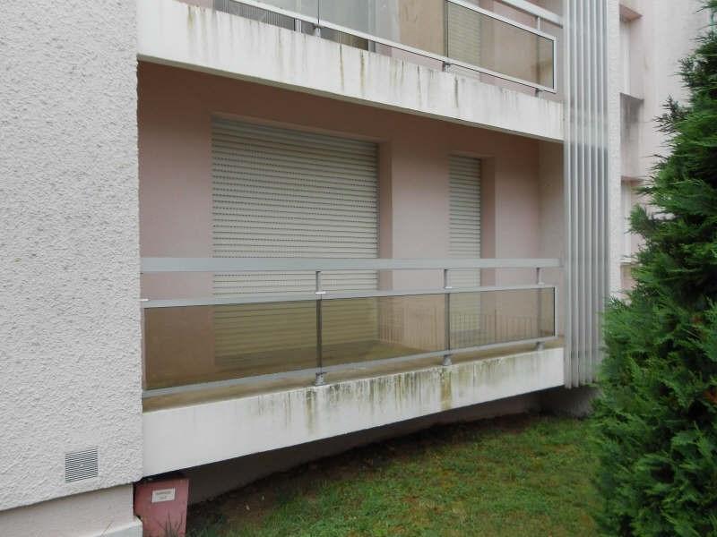 Location appartement Niort 400€ CC - Photo 1