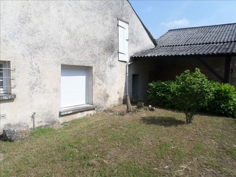 Vente maison / villa Civaux 159000€ - Photo 9