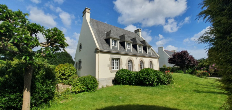 Vendita casa Fouesnant 376500€ - Fotografia 10