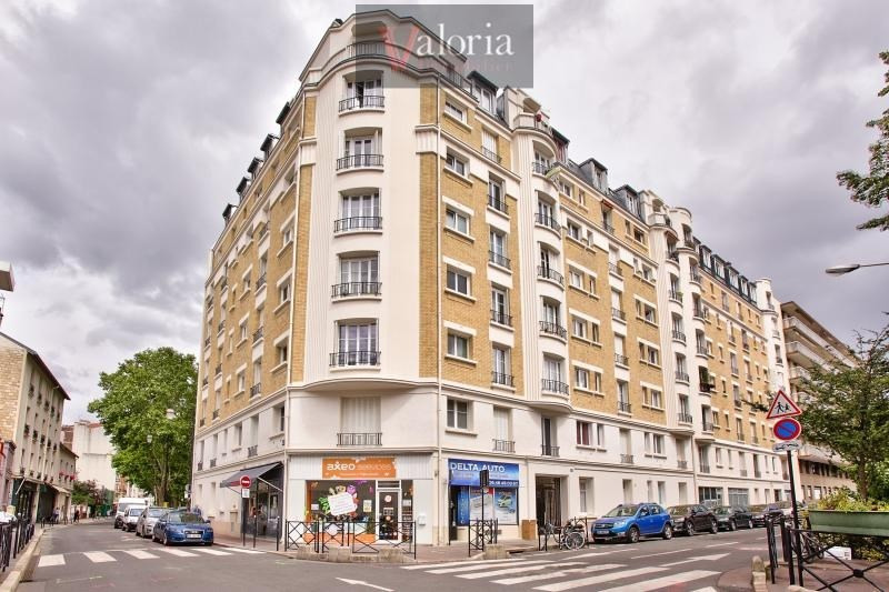 Sale apartment Courbevoie 338000€ - Picture 1