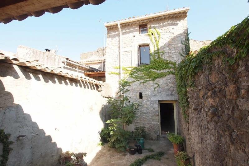 Verkoop  huis St paulet de caisson 130500€ - Foto 2