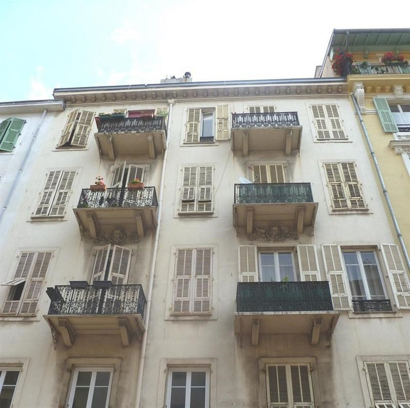 Sale apartment Nice 148 400€ - Picture 1