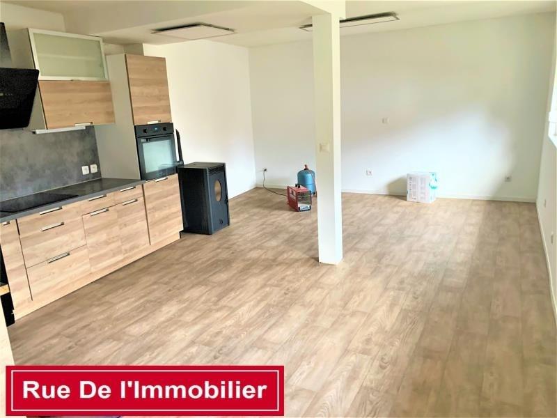 Vente appartement Bischwiller 139000€ - Photo 2