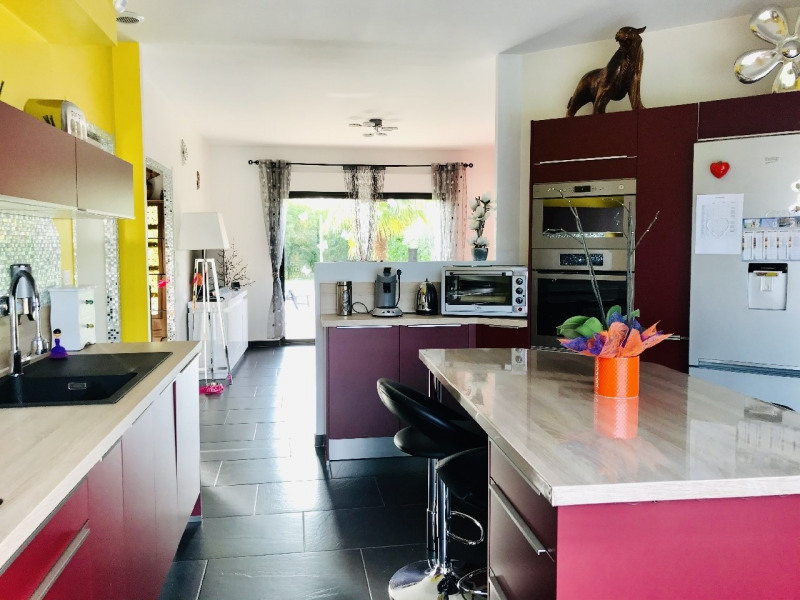 Vente maison / villa Pechbonnieu 459000€ - Photo 7