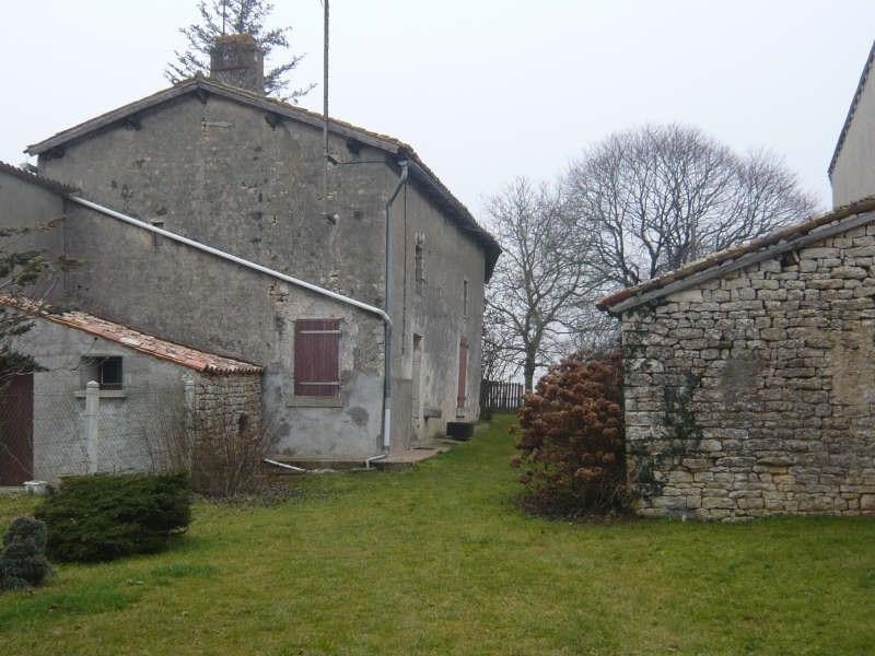 Vente maison / villa Pamproux 38500€ - Photo 2