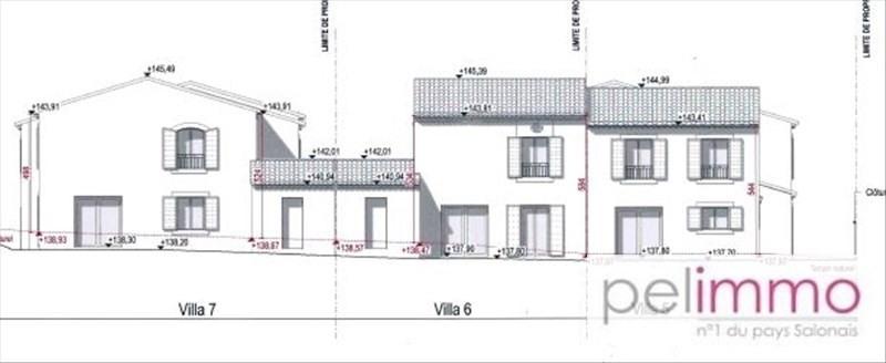 Sale house / villa Alleins 240000€ - Picture 6