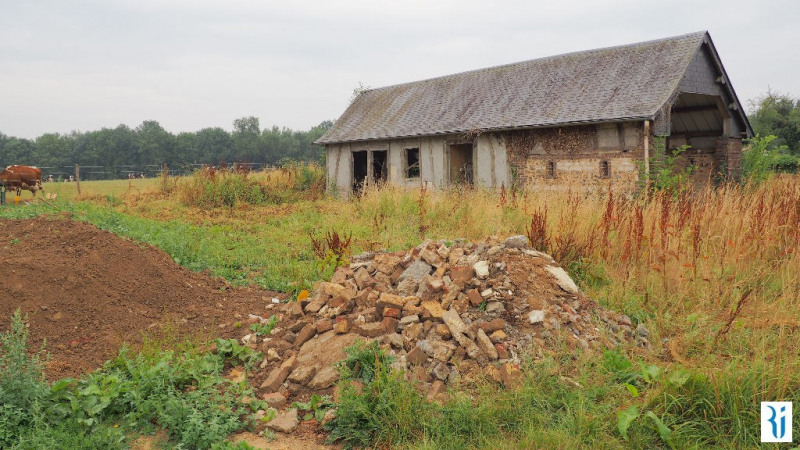 Vendita terreno Eslettes 97000€ - Fotografia 2