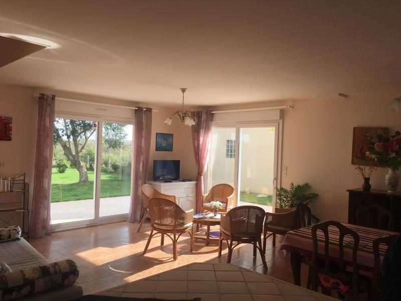 Sale house / villa St germain sur ay 220000€ - Picture 2