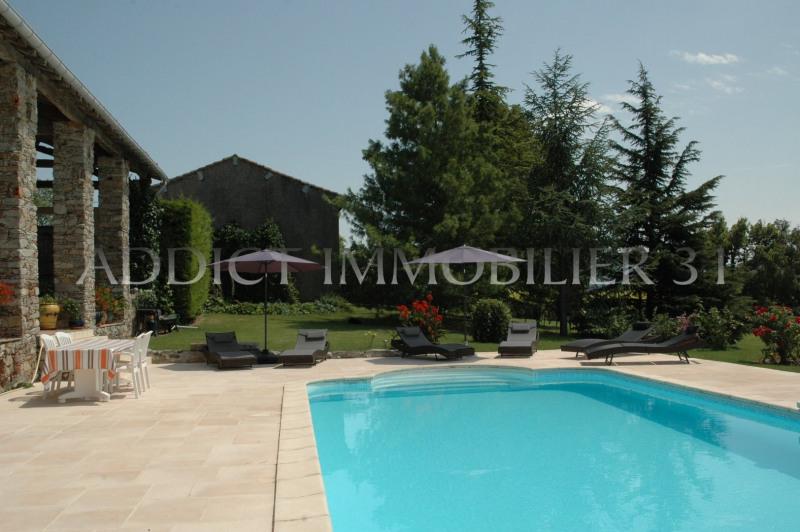Vente de prestige maison / villa Puylaurens 605000€ - Photo 2
