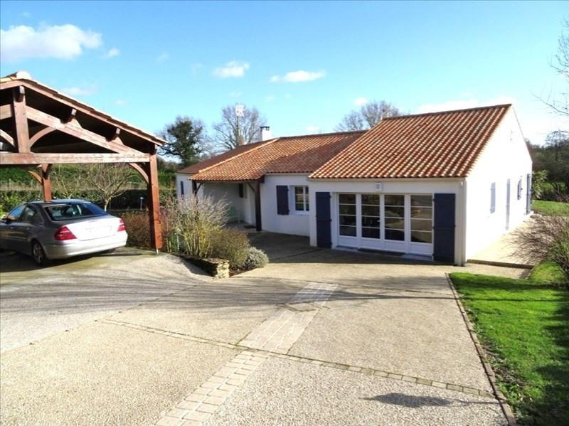 Sale house / villa Jard sur mer 399000€ - Picture 2