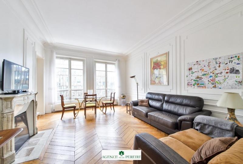 Deluxe sale apartment Paris 17ème 1170000€ - Picture 4