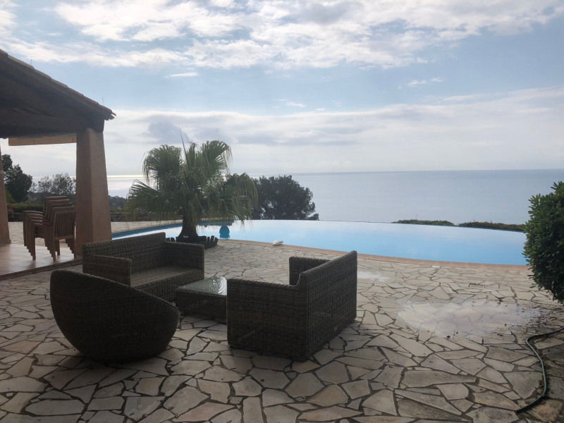 Location vacances maison / villa Les issambres 2 035€ - Photo 2
