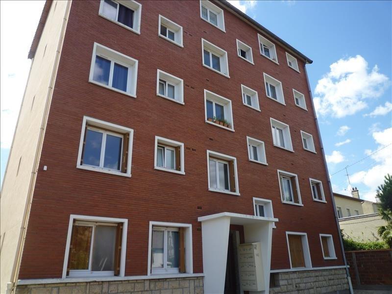 Rental apartment Villemomble 750€ CC - Picture 1