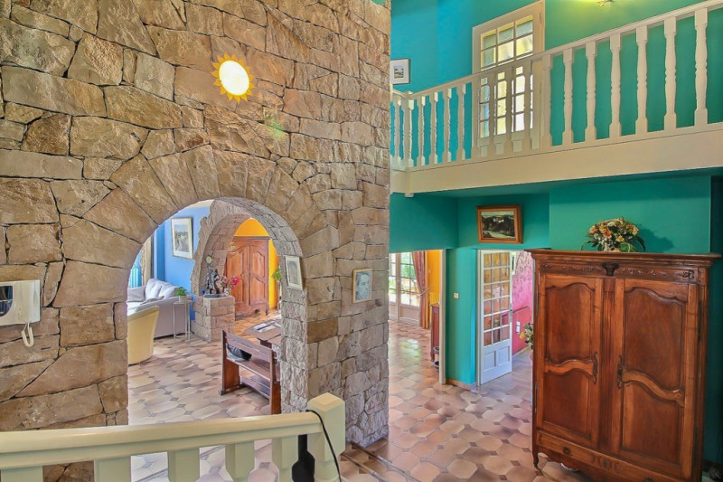 Vente maison / villa Branoux les taillades 399000€ - Photo 6