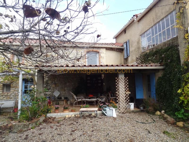 Vitalicio  casa Saint-ambroix 240000€ - Fotografía 3