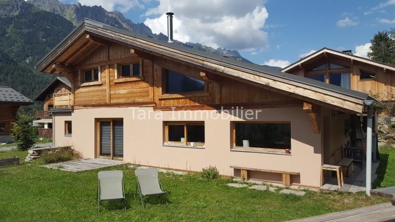Deluxe sale house / villa Chamonix mont blanc 985000€ - Picture 4