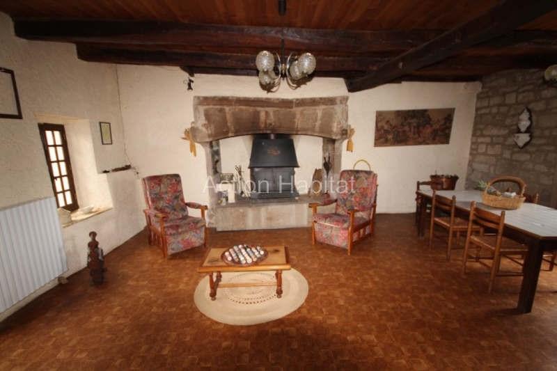 Vente maison / villa Najac 90100€ - Photo 3