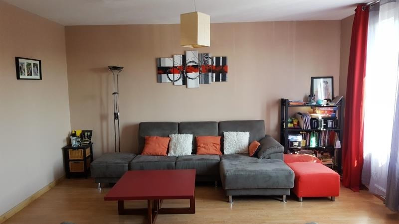 Sale apartment Troyes 86000€ - Picture 2