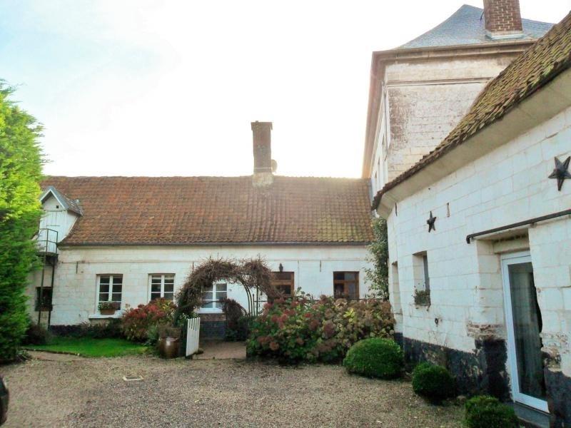 Sale house / villa Aubigny en artois 375000€ - Picture 1