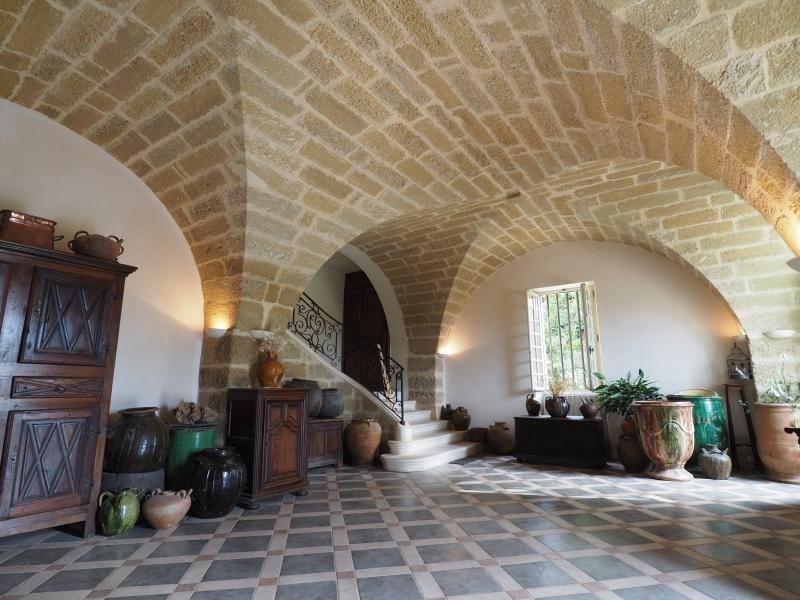 Verkoop van prestige  huis Uzes 695000€ - Foto 2