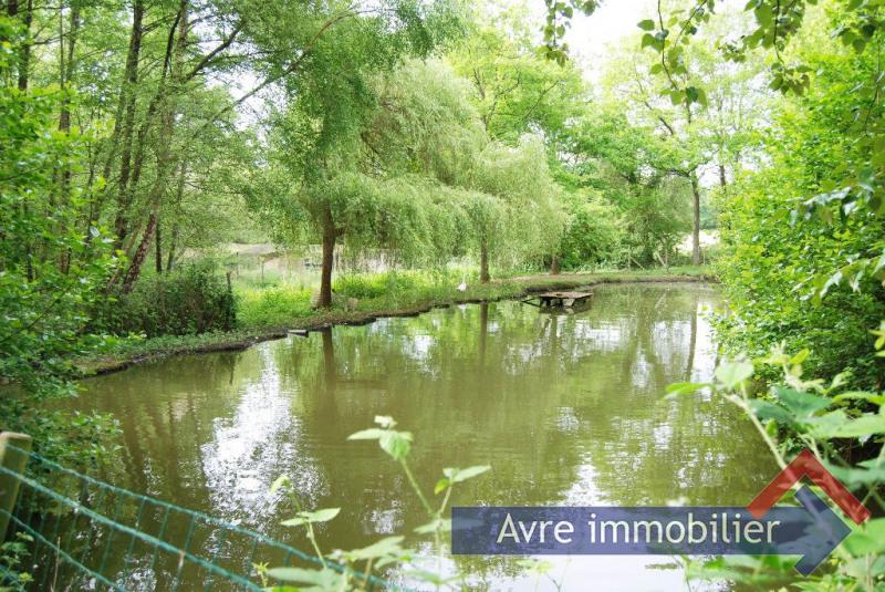 Vente maison / villa Verneuil d avre et d iton 294000€ - Photo 9