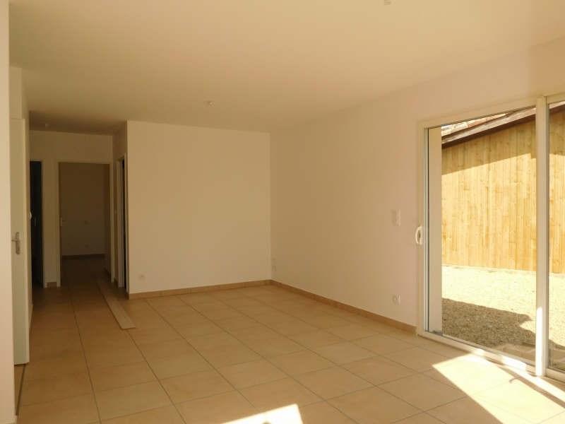 Rental house / villa St gervais 704€ CC - Picture 2