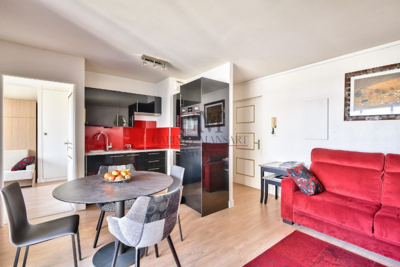 Verkoop  appartement Le chesnay 267750€ - Foto 5
