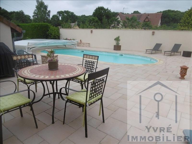Sale house / villa Yvre l'eveque 364000€ - Picture 10