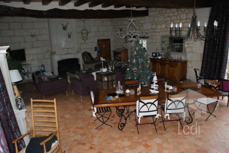 Vente de prestige maison / villa Savigny-en-véron 649900€ - Photo 3