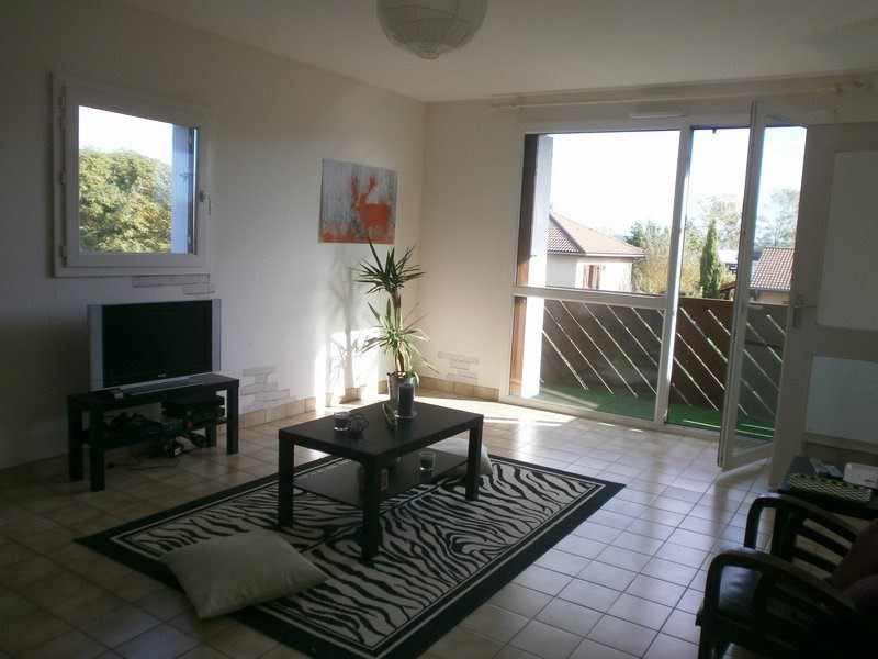 Location appartement St quentin fallavier 545€ CC - Photo 1