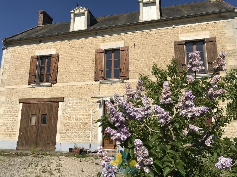Sale house / villa Potigny 140800€ - Picture 1