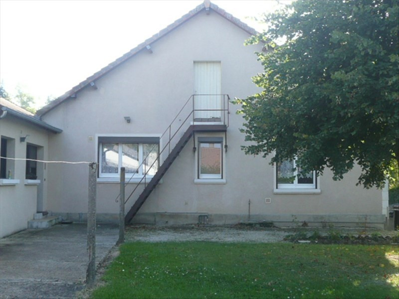 Vente maison / villa Aubigny sur nere 150000€ - Photo 2