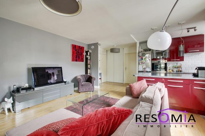 Sale apartment Chatillon 435000€ - Picture 2