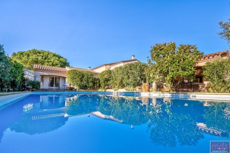 Deluxe sale house / villa Balma 1060500€ - Picture 1