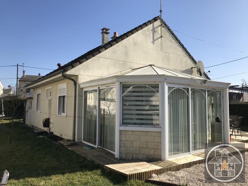 Vente maison / villa Carlepont 157000€ - Photo 1