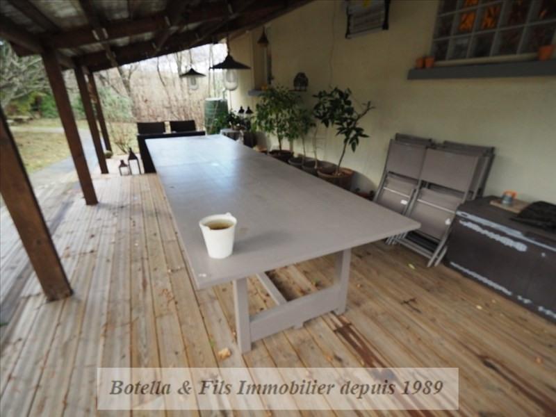 Venta de prestigio  casa Barjac 495000€ - Fotografía 18