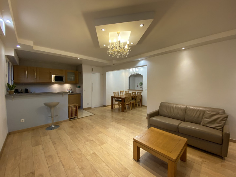 Vente appartement Versailles 485000€ - Photo 1