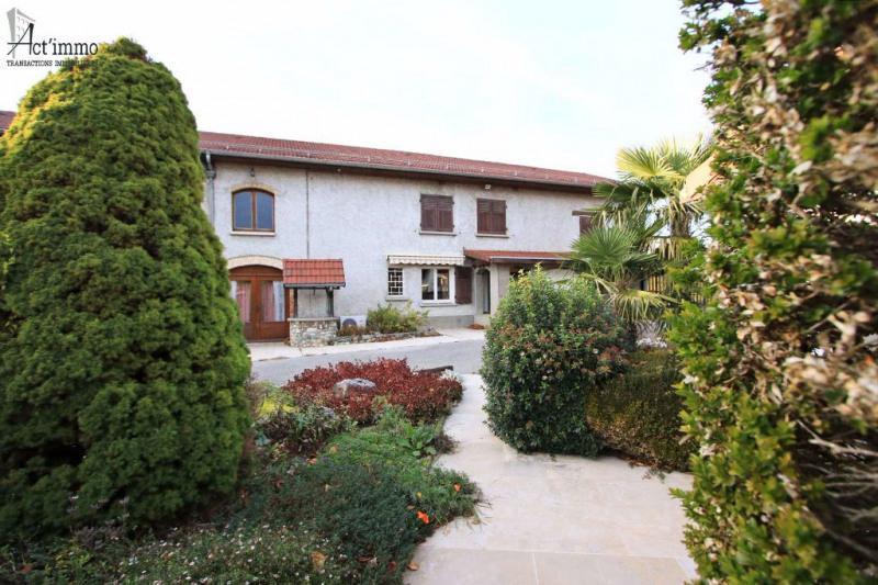 Vente maison / villa Champagnier 357000€ - Photo 1