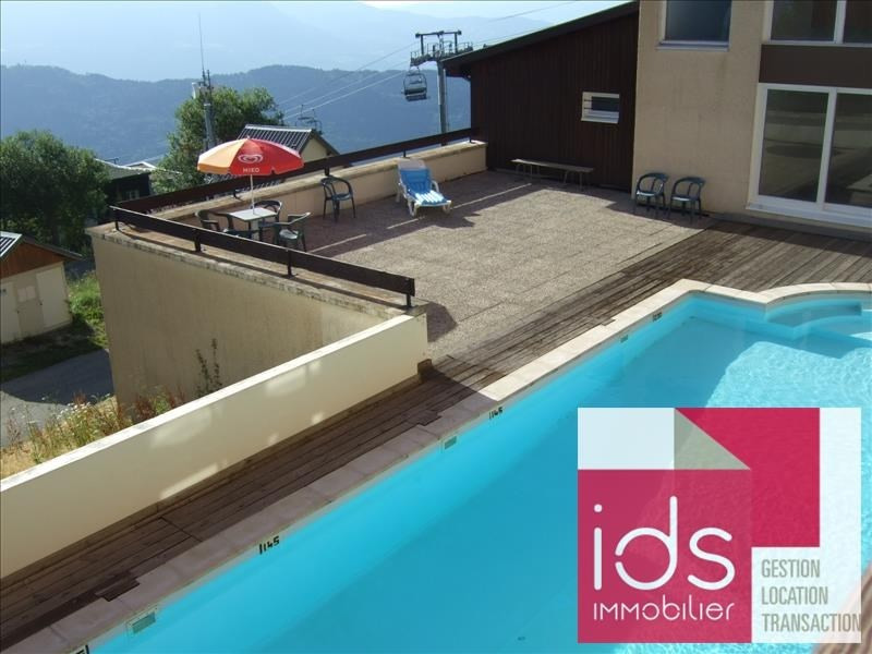 Vente appartement Le collet d'allevard 43 000€ - Photo 2