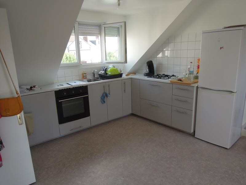 Rental apartment Crepy en valois 635€ CC - Picture 1