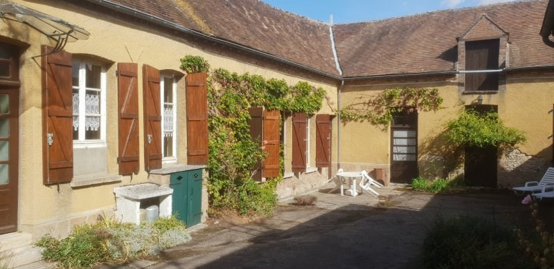 Vente maison / villa Sergines 138 000€ - Photo 1