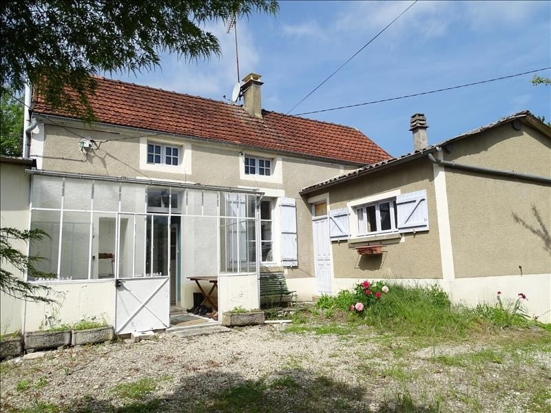 Vente maison / villa Secteur laignes 44 500€ - Photo 1