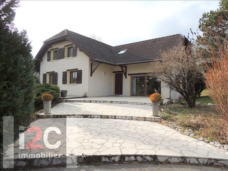 Vente maison / villa Echenevex 795 000€ - Photo 10