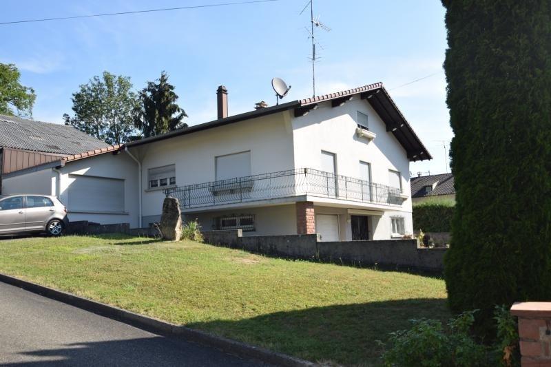 Sale house / villa Steinsoultz 299600€ - Picture 3