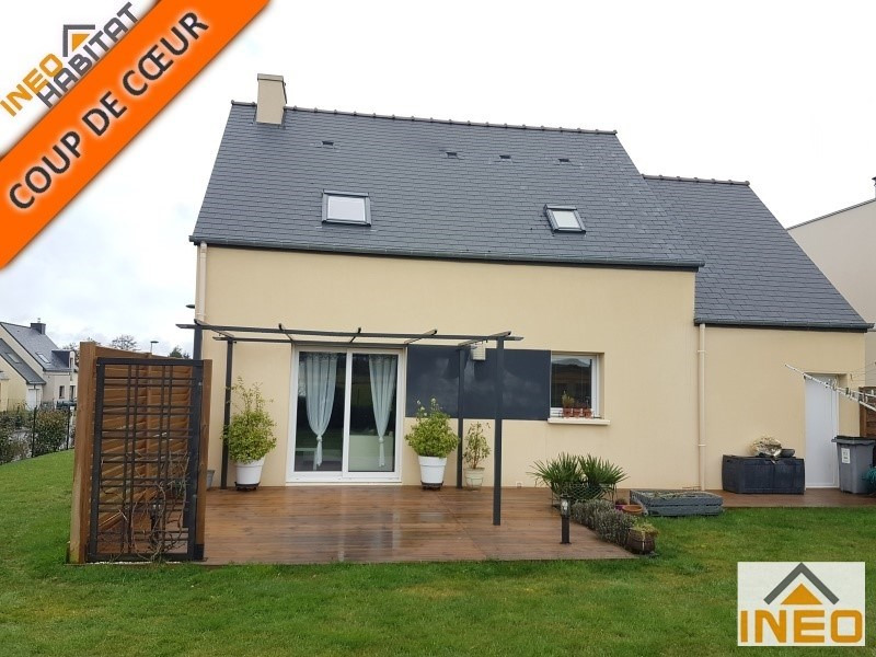 Vente maison / villa Geveze 188 100€ - Photo 1