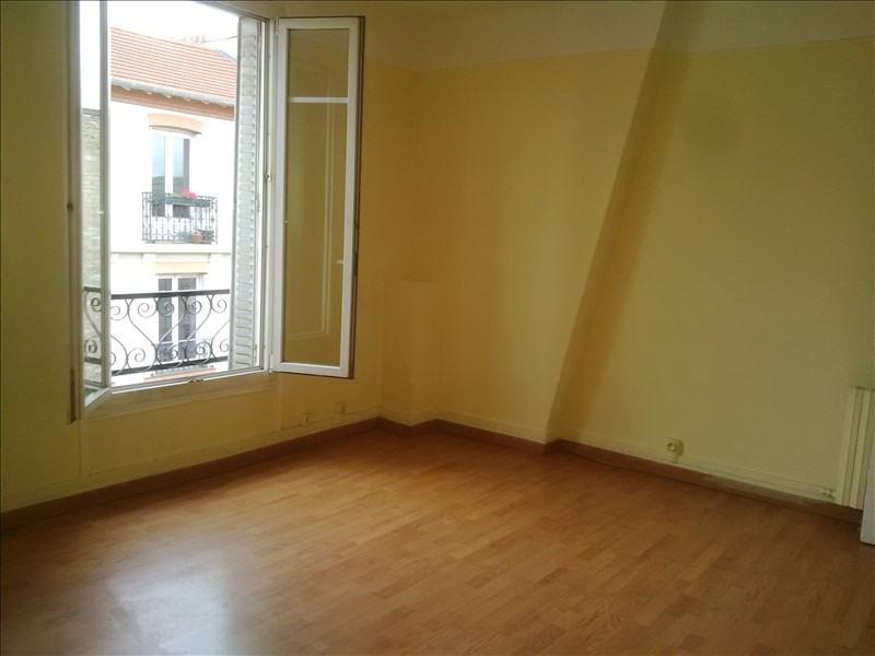 Affitto appartamento Asnieres sur seine 1115€ CC - Fotografia 1