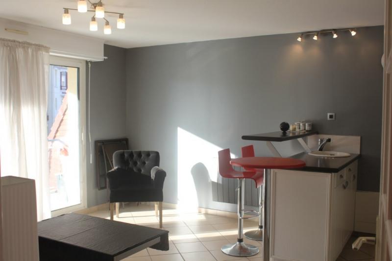 Verkoop  appartement Le touquet paris plage 262500€ - Foto 1