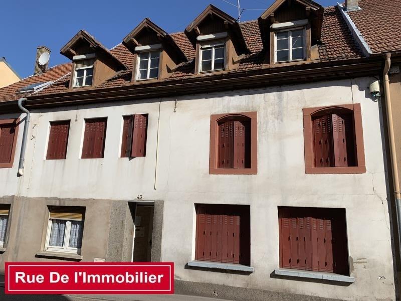 Produit d'investissement immeuble Bitche 86000€ - Photo 1